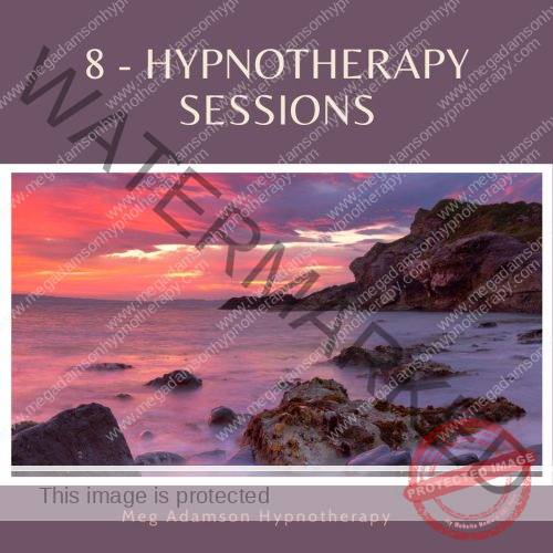 8 - Hypnotherapy Sessions