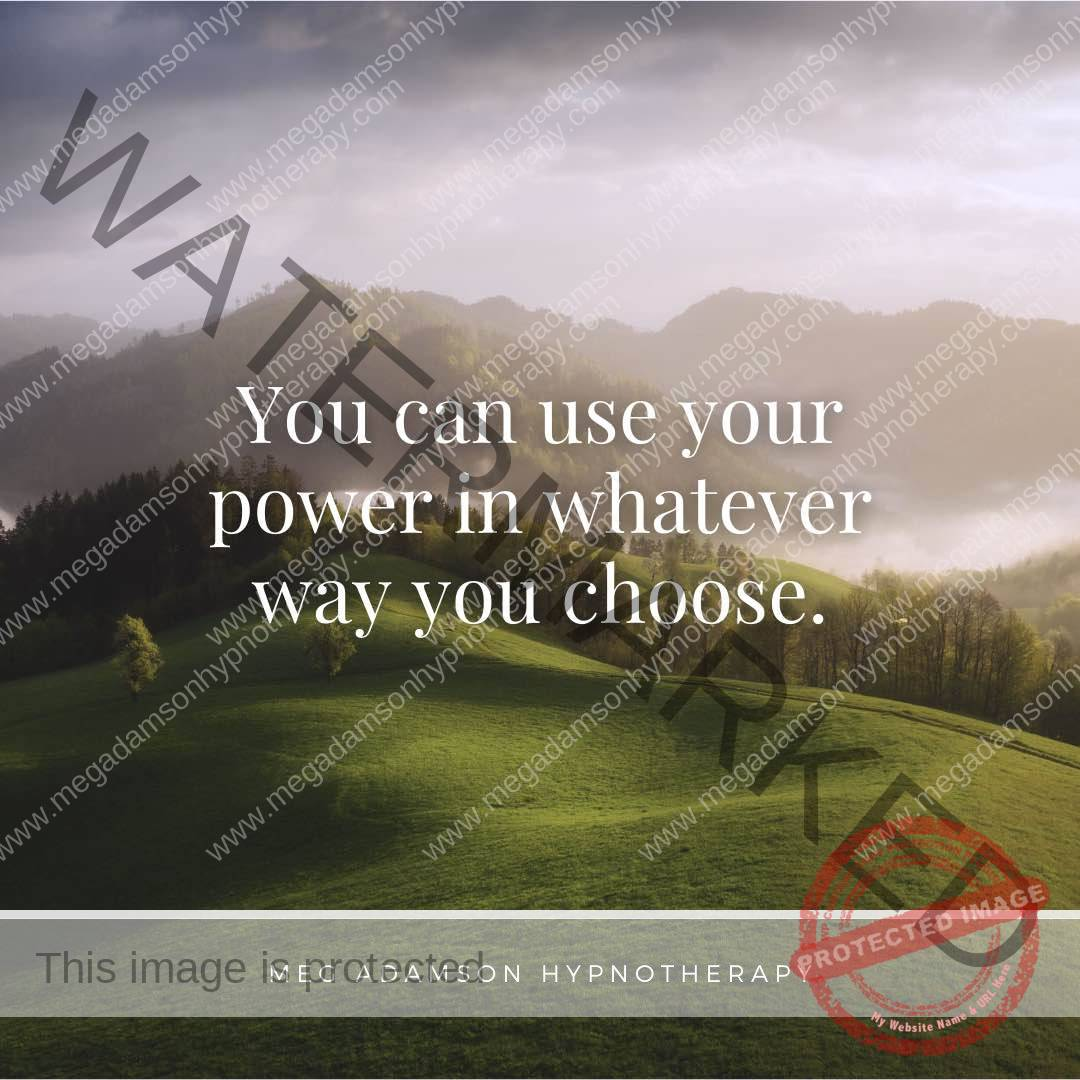 use-your-power
